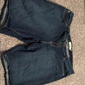 Torrid Size 24 Bermuda Shorts